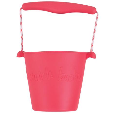 Scrunch Bucket Emmer - Flamingo Pink