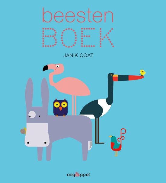 Uitgeverij Oogappel Beestenboek - Janik Coat