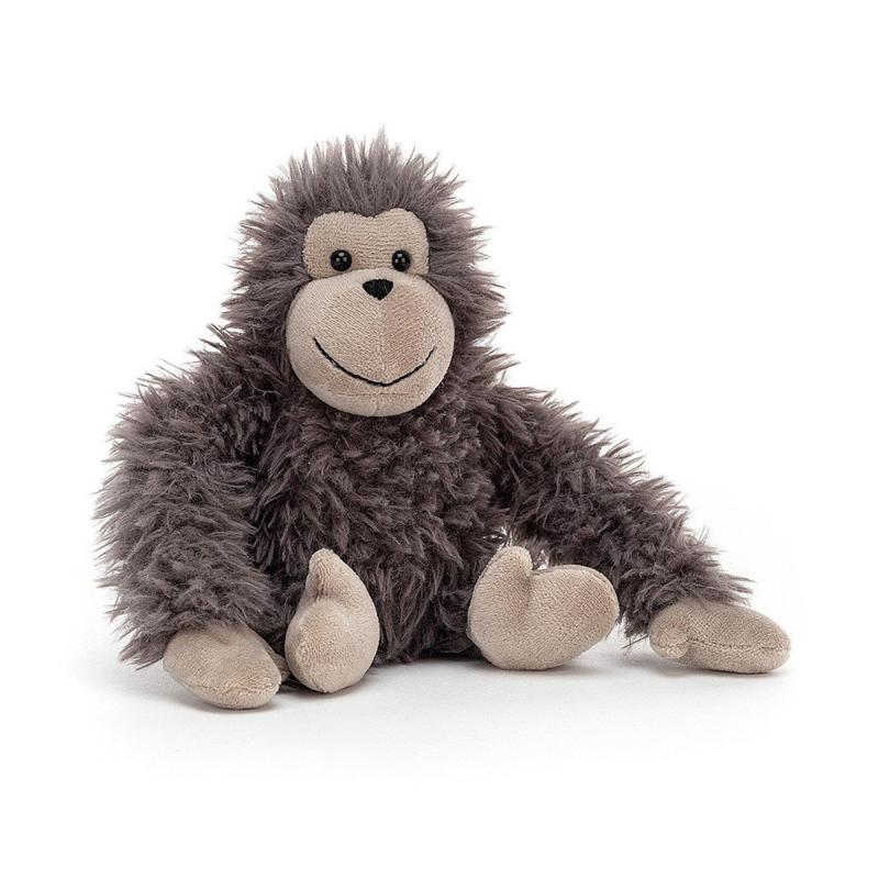 Jellycat Bonbon Knuffel Gorilla - Gorilla (19 cm)