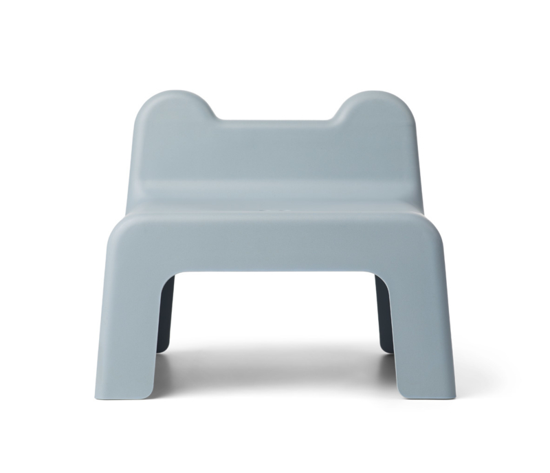 Liewood Harold Mini Chair Mini Stoeltje - Sea Blue