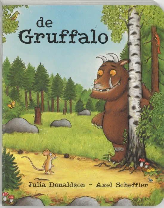 Uitgeverij Gottmer De Gruffalo  - Julia Donaldson (karton)