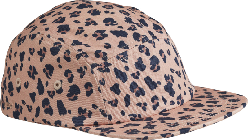 Liewood Pet Rory Cap - Mini Leo Coral Blush (3-4 jaar)