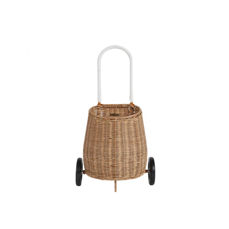 Olli Ella Luggy Basket - Naturel