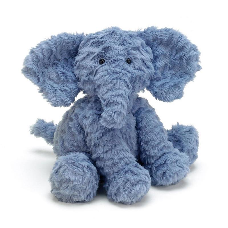 Jellycat Fuddlewuddle Elephant - Knuffel Olifant