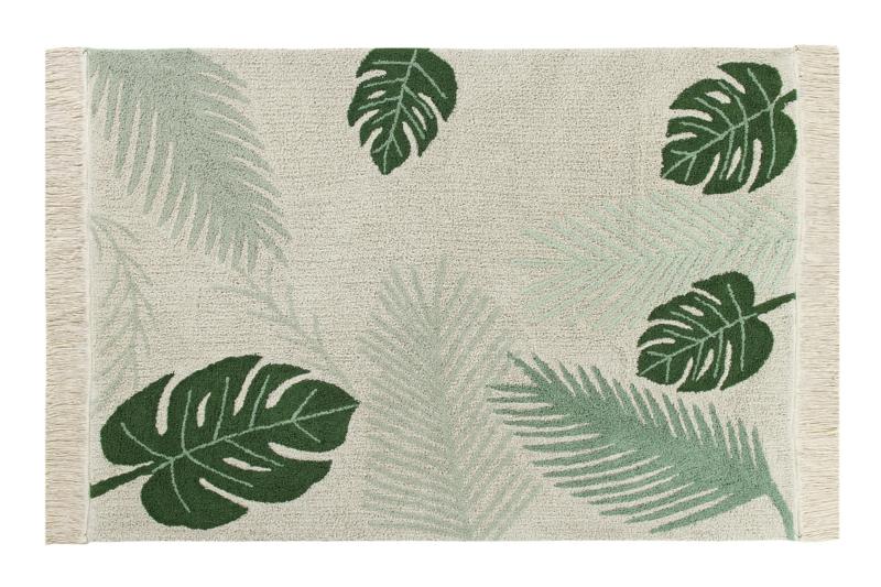 Lorena Canals Vloerkleed - Tropical Green