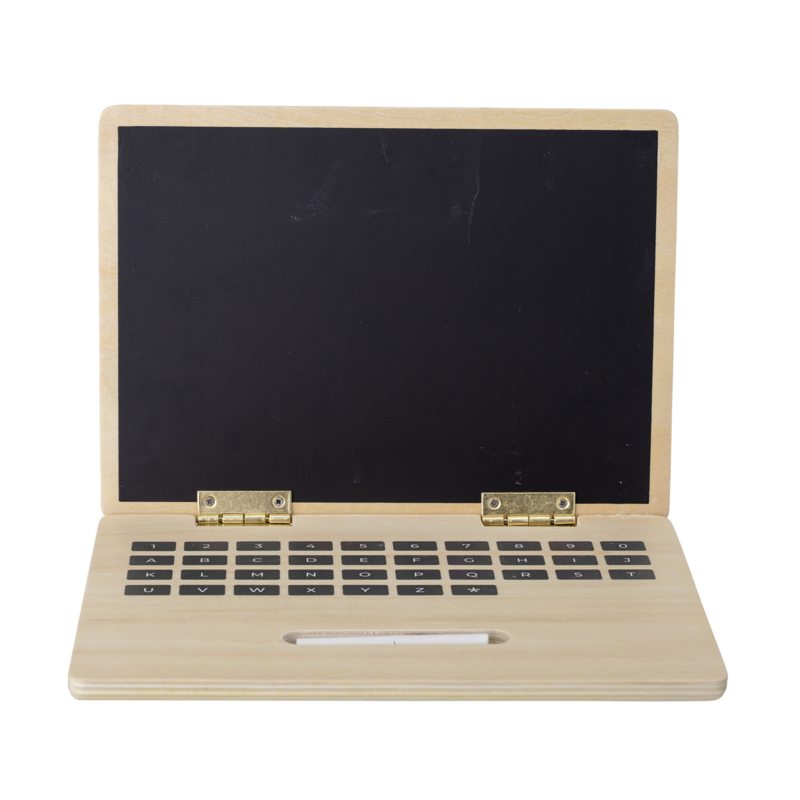 Bloomingville Houten Laptop Dac - naturel