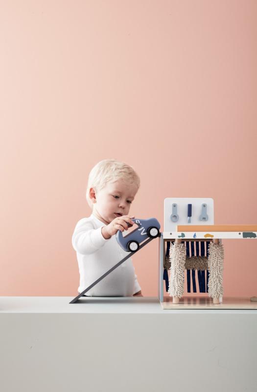 Kids Concept Houten Wasstraat Aiden | Kids Toys | Gras