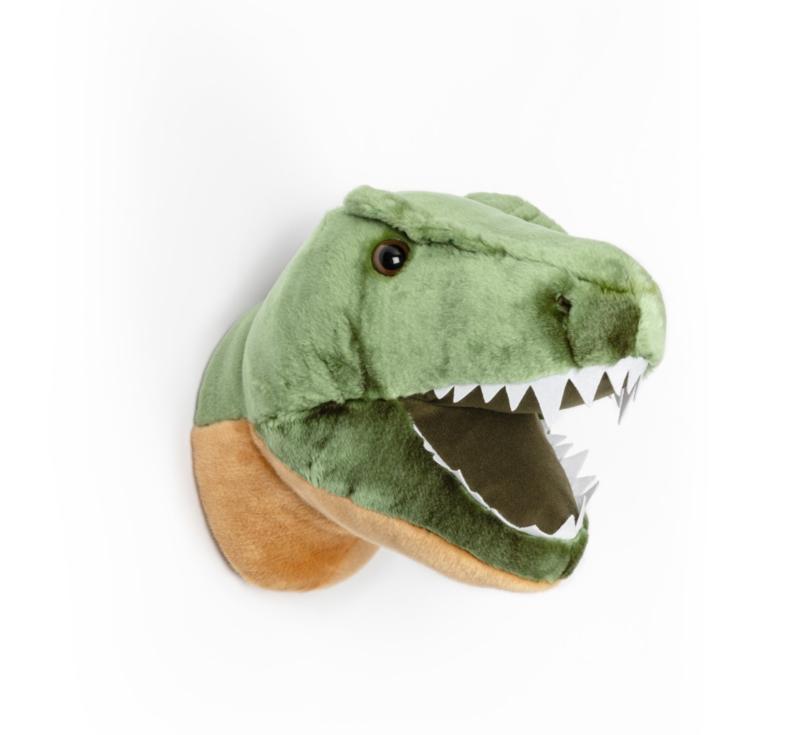 Wild and Soft Dierenkop - Dino T-Rex