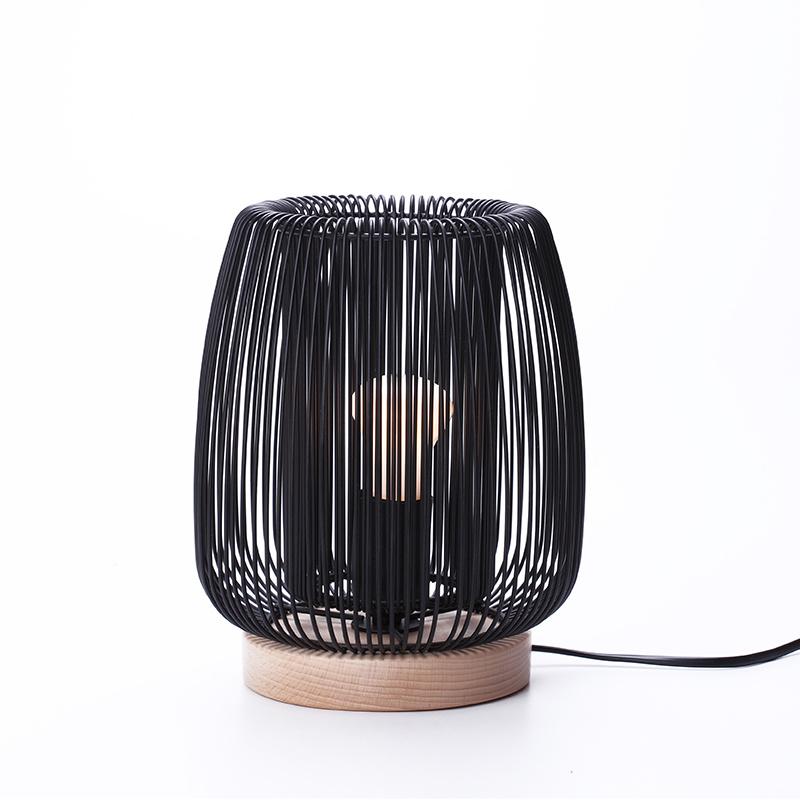 KidsDepot Tafellamp Zazu - Zwart
