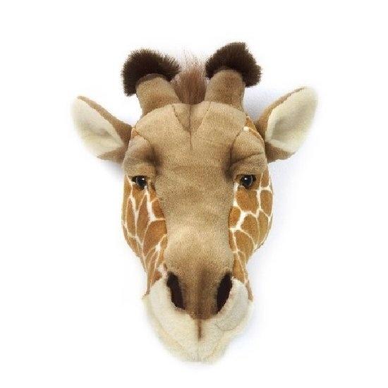 Wild and Soft Dierenkop - Giraf