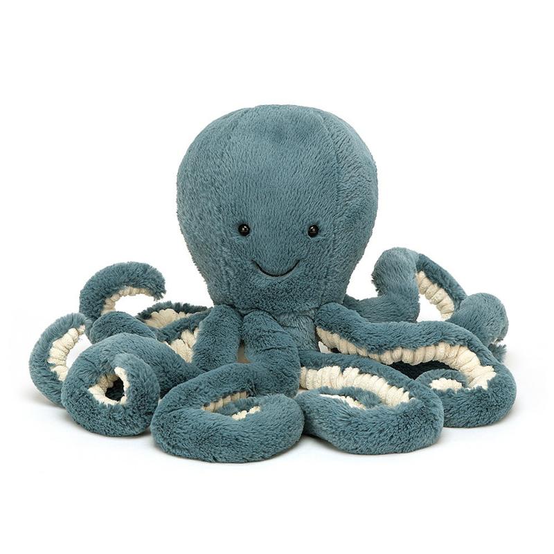 Jellycat Knuffel Octopus - Storm Octopus Medium (49 cm)