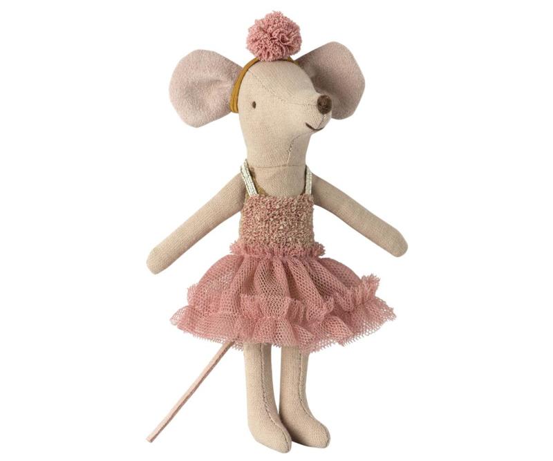 Maileg Dance Mouse Big Sister - Mira Belle (12 cm)