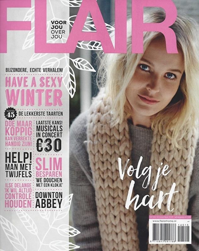 Publicatie - Flair - 11/2015
