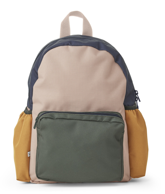 Liewood Rugzak Wally School Backpack - Rose Multi Mix