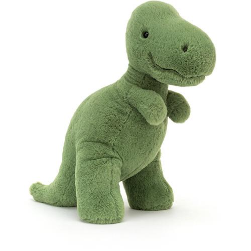 Jellycat Fossilly T-Rex - Knuffel Dinosaurus (28 cm)