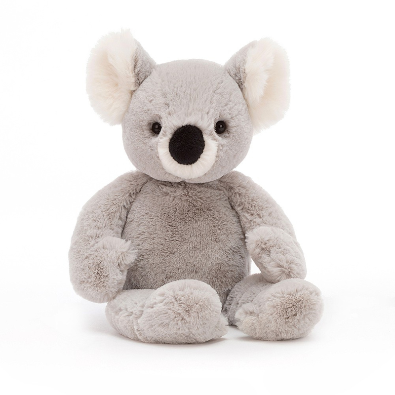 Jellycat Scrumptious Benji Koala - Knuffel Koala (24 cm)
