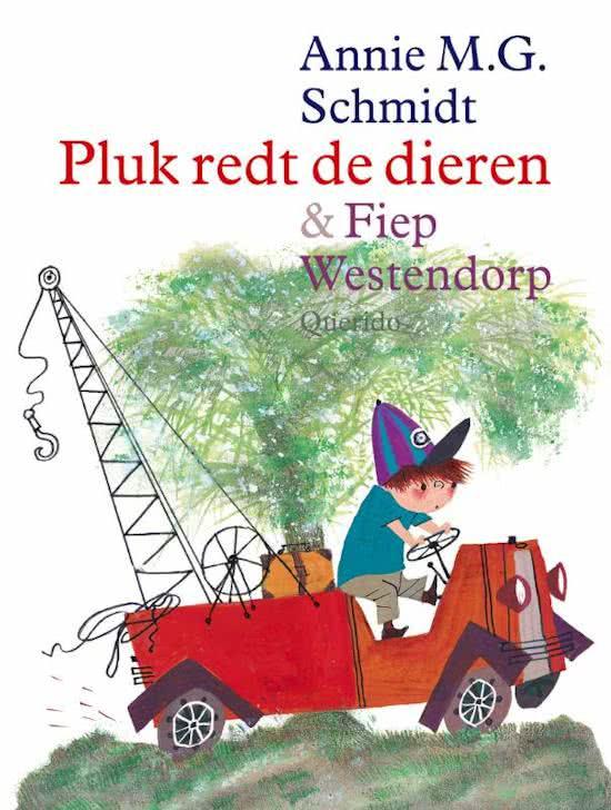 Uitgeverij Querido Pluk redt de dieren - Annie M.G. Schmidt