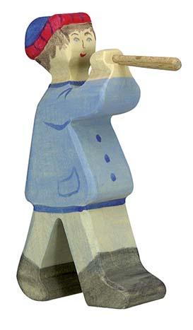 Holztiger - Herder met Fluit 2 (80304)