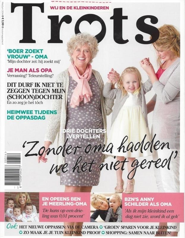 Publicatie - Trots - 05/2014