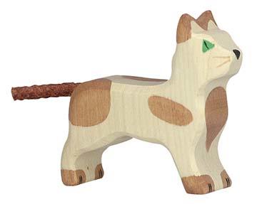 Holztiger Kat - Vlekken (staand) (80057)
