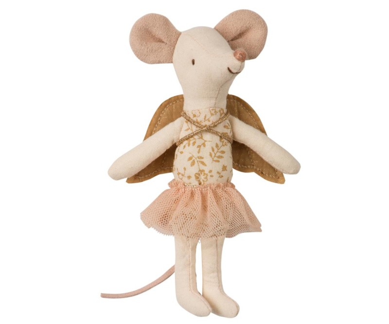 Maileg Angel Mouse Big Sister (12 cm)