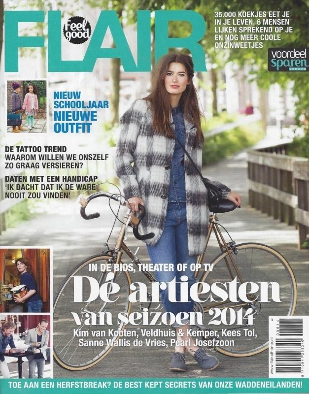Publicatie - Flair - 09/2014