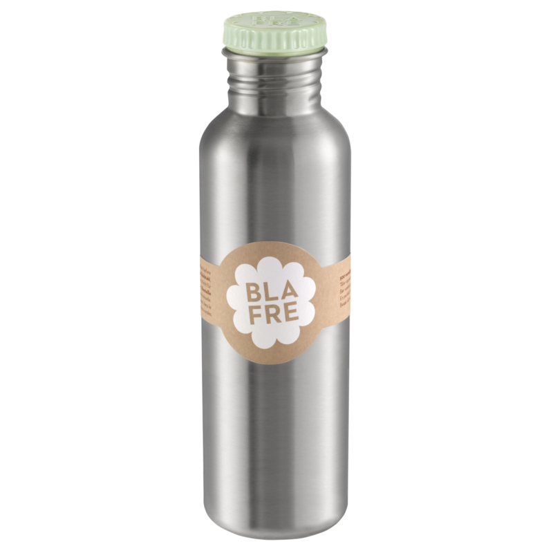 Blafre Drinkfles RVS - Licht Groen (750ml)