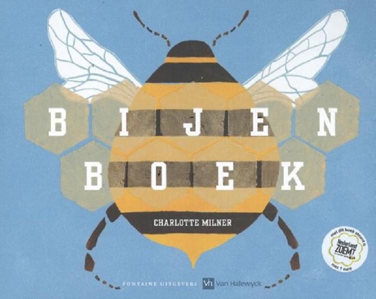 Uitgeverij Fontaine Bijenboek - Charlotte Milner