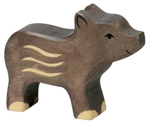 Holztiger Wild Zwijn - Baby (80093)