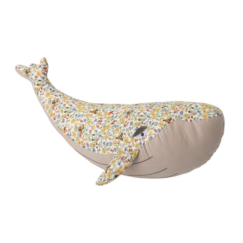 Bloomingville Knuffel Walvis - Whale Gunne