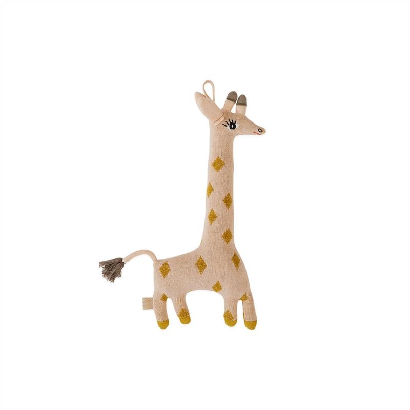 OYOY Darling Kussen - Baby Guggi Giraffe