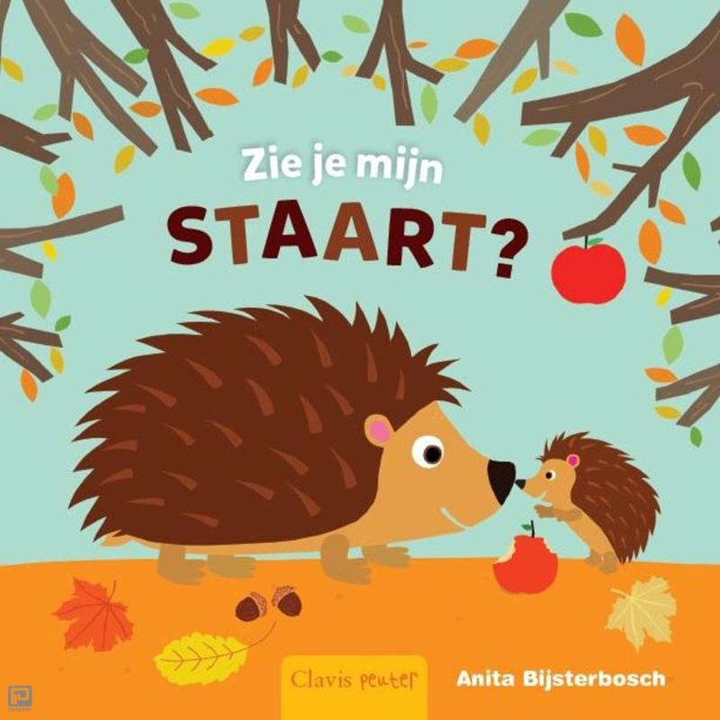 Uitgeverij Clavis Zie je mijn Staart ? - Anita Bijsterbosch