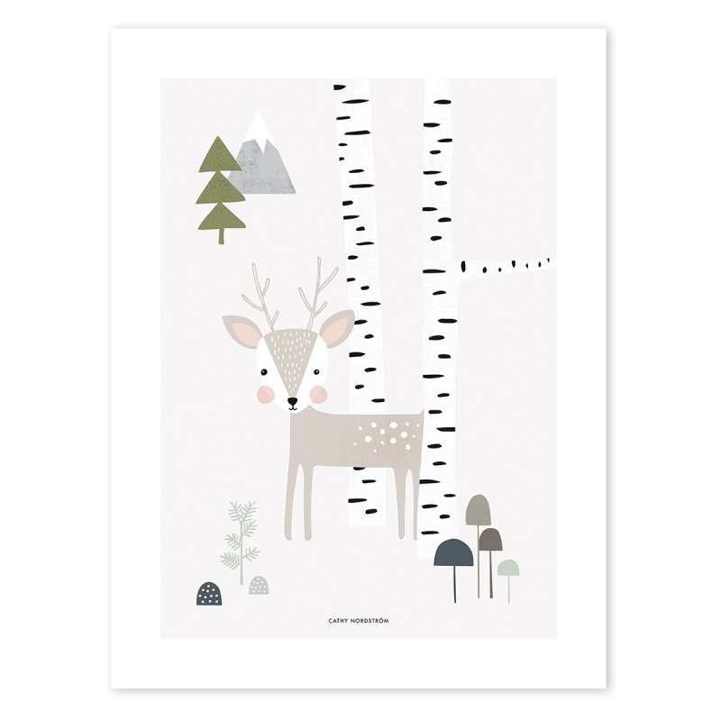 Lilipinso In the Woods Ree - Poster (P0206)