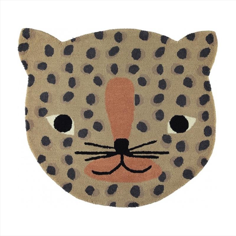 OYOY Vloerkleed - Leopard