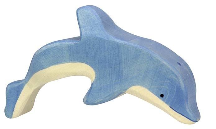 Holztiger Dolfijn - Springend (80198)