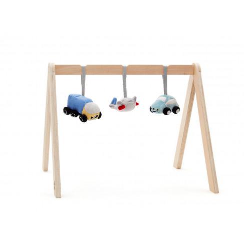 Kids Concept Babygym Speeltjes - Aiden (3 stuks)