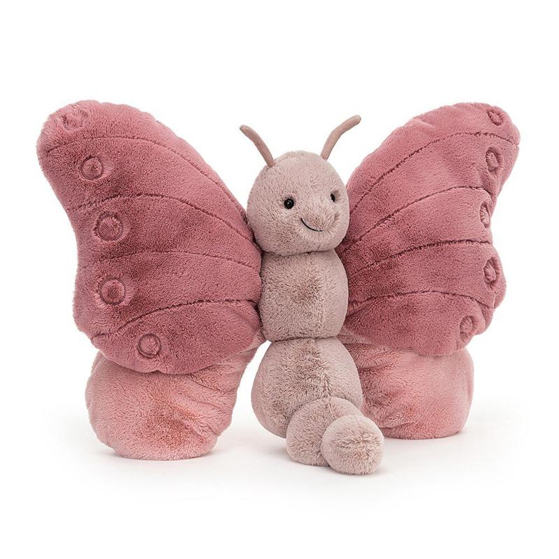 Jellycat Knuffel Vlinder - Beatrice Butterfly (52 cm)