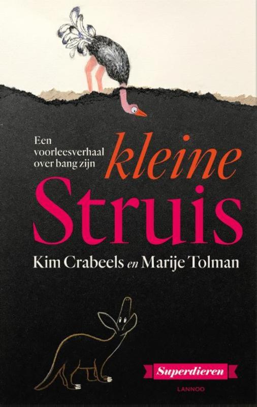 Uitgeverij Lannoo Kleine Struis - Kim Crabeels