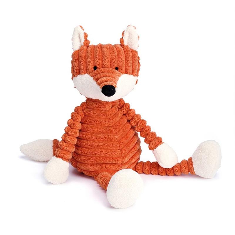Jellycat Cordy Roy Baby Fox - Knuffel Baby Vos