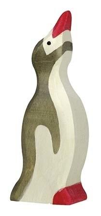Holztiger Pinguin - Hoofd omhoog (80212)