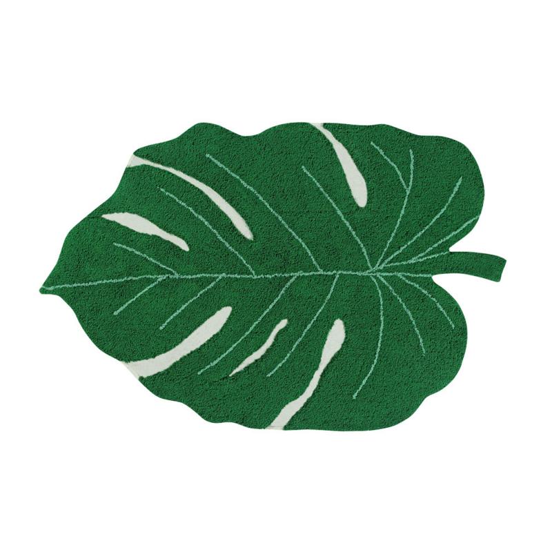 Lorena Canals Vloerkleed - Monstera Leaf