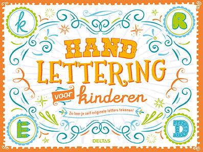 Uitgeverij Deltas HandLettering voor Kinderen - DIY