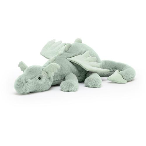 Jellycat Knuffel Draak - Sage Dragon Medium