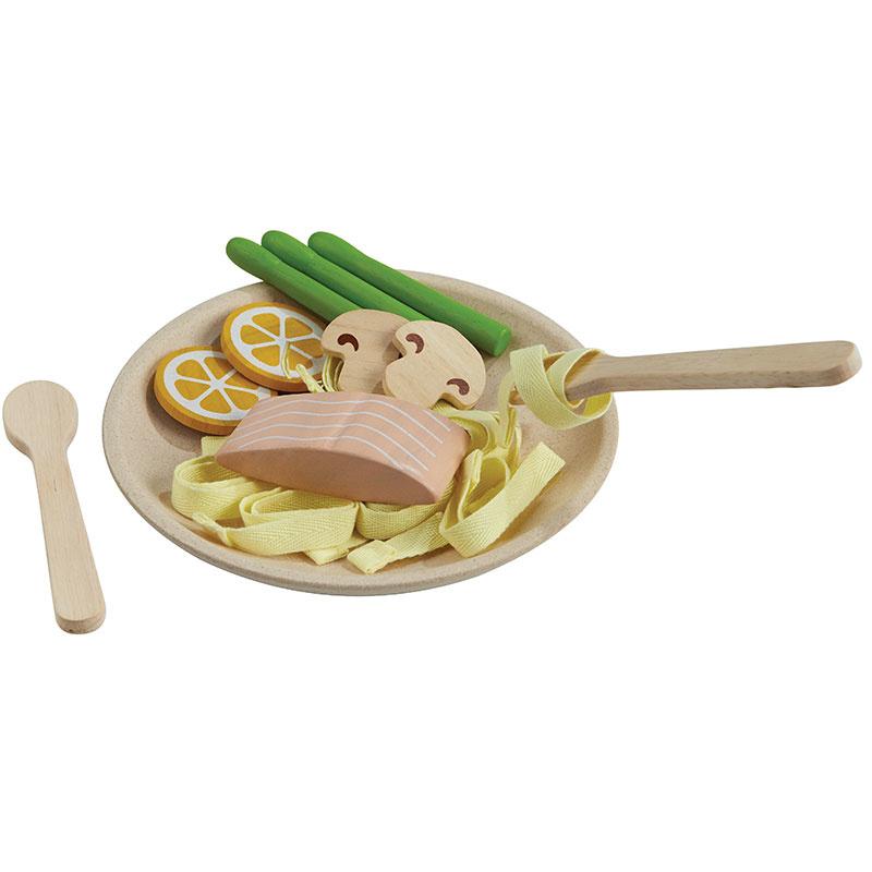 Plantoys Houten Pasta Set