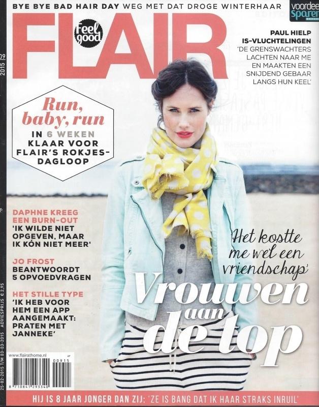 Publicatie - Flair - 03/2015