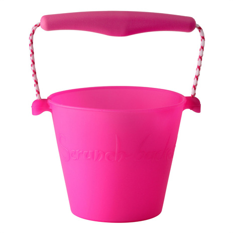Scrunch Bucket Emmer - Bright Pink