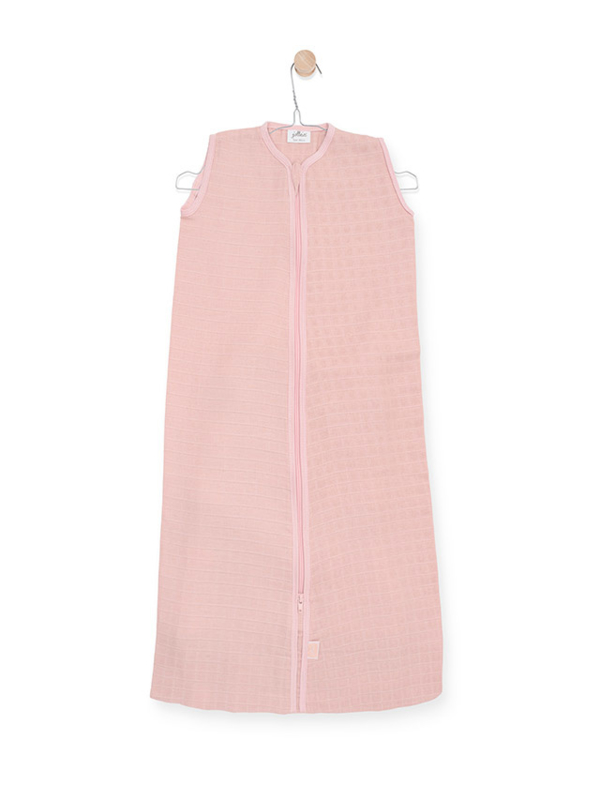 Jollein Slaapzak Zomer Hydrofiel - Pale Pink (90 cm)