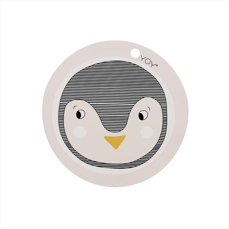 OYOY Placemat - Penguin
