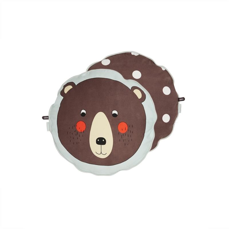 OYOY Kussen - Bear Cushion (op=op)