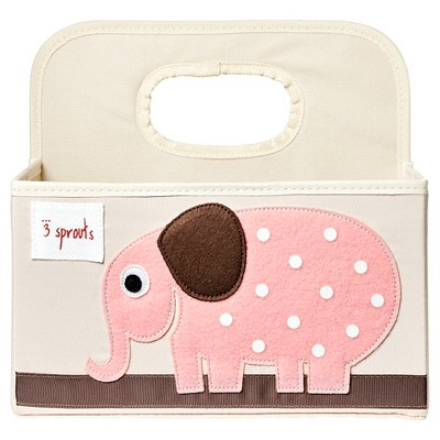 3 Sprouts Commode Organizer - Olifant